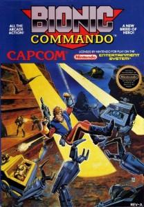 Bionic Commando - NES trucchi e codici