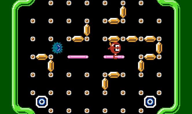 Clu Clu Land - NES trucchi e codici