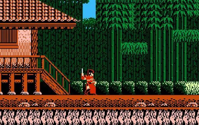 Demon Sword SNES videogame