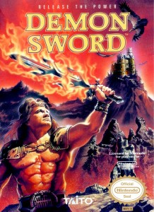 Demon Sword NES codici e password