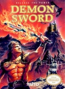 Demon Sword - NES codici e password