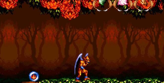 Demon's Crest - SNES codici e password videogame