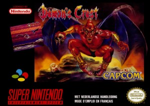 Demon's Crest - SNES codici e password