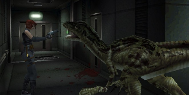 Dino Crisis - PS1 trucchi e password videogame