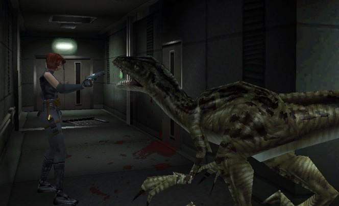 Dino Crisis - PS1 trucchi e password videogame