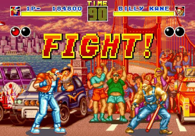 Fatal Fury - King of Fighters - Neo Geo trucchi e codici videogame
