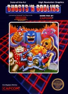 Ghosts'n Goblins - NES trucchi e codici