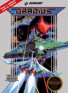 Gradius - NES trucchi e codici