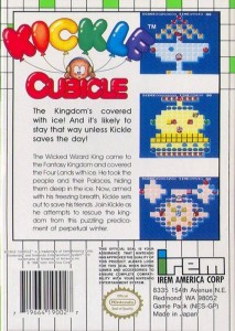 Kickle Cubicle - NES password e codici 4