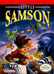 Little Samson - NES trucchi e password