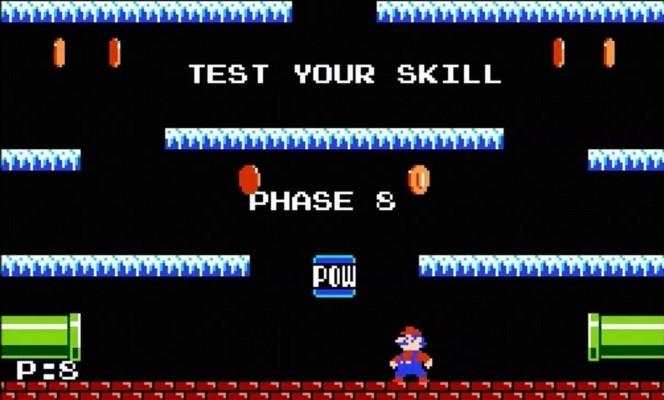 Mario Bros. - NES trucchi e codici videogame