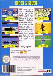 North & South - NES trucchi e codici