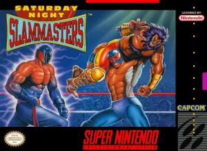 Saturday Night Slam Masters - SNES trucchi e codici