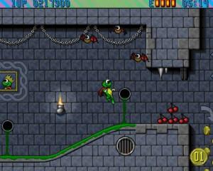 Superfrog - Amiga trucchi e password 3