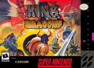 The King of Dragons - SNES trucchi e codici