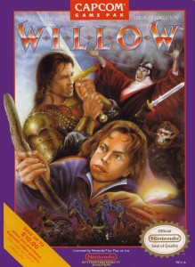 Willow - NES codici e password