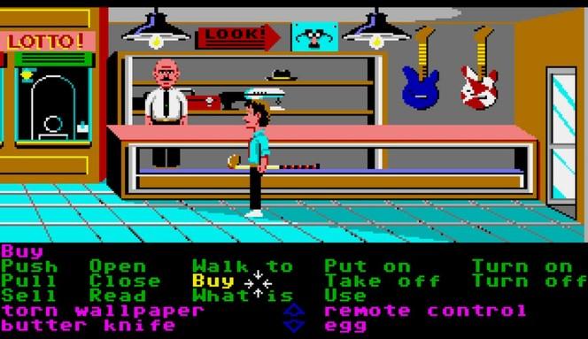 Zak McKracken and the Alien Mindbenders - Amiga trucchi e codici videogame