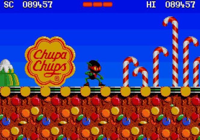 Zool - Sega Mega Drive trucchi e codici