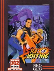 Art of Fighting - Neo Geo trucchi e codici