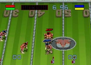 Brutal Sports Football Amiga trucchi