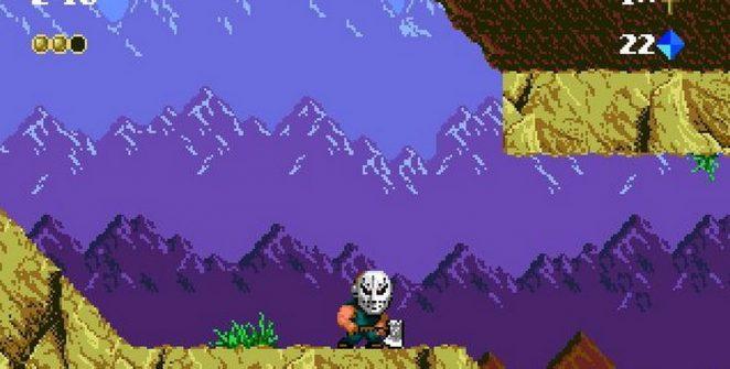 Kid Chameleon - Sega Mega Drive trucchi e codici videogame