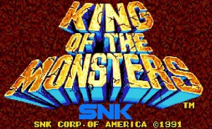King of the Monsters - Neo Geo trucchi e codici