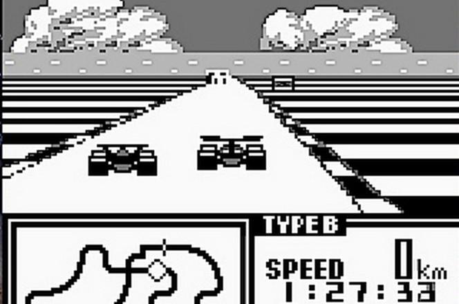 F-1 Race - Game Boy trucchi e codici videogame