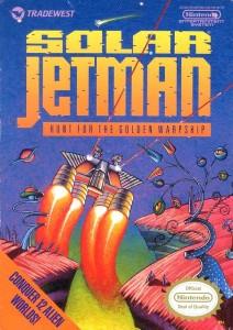 Solar Jetman - NES codici e password