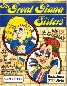 The Great Giana Sisters - Commodore 64 trucchi e codici
