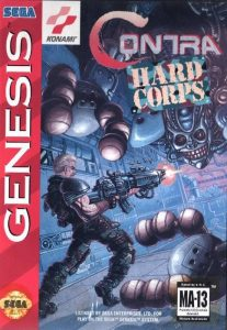Contra: Hard Corps - Sega Mega Drive trucchi e codici