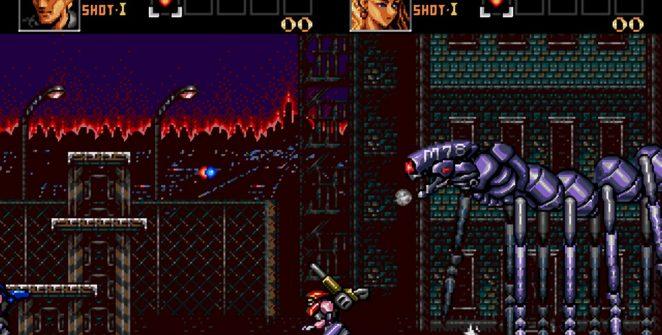Contra Hard Corps - Sega Mega Drive trucchi e codici videogame