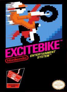 Excitebike - NES trucchi e codici