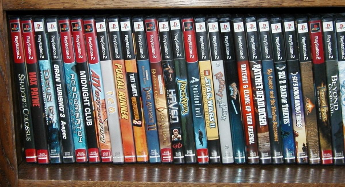 I 10 migliori giochi per PS2