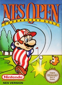 NES Open Tournament Golf - NES trucchi e codici