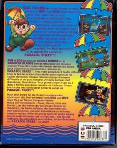 Parasol Stars - Amiga trucchi e codici