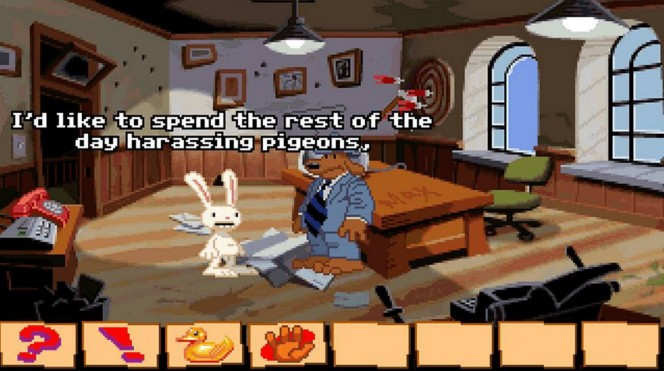 Sam & Max Hit the Road - PC codici e contenuti bonus videogame