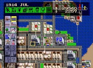 SimCity - SNES trucchi e codici
