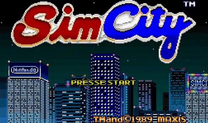 SimCity - SNES trucchi e codici videogame