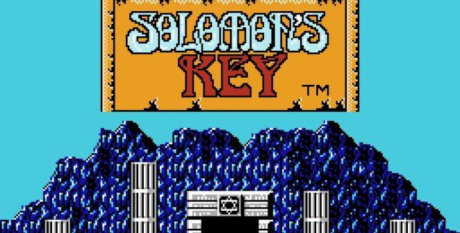Solomon's Key - NES trucchi e codici videogame