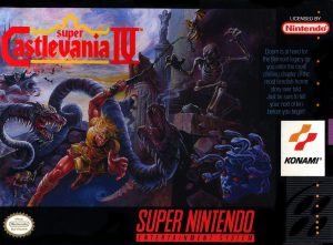 Super Castlevania IV - SNES password e codici