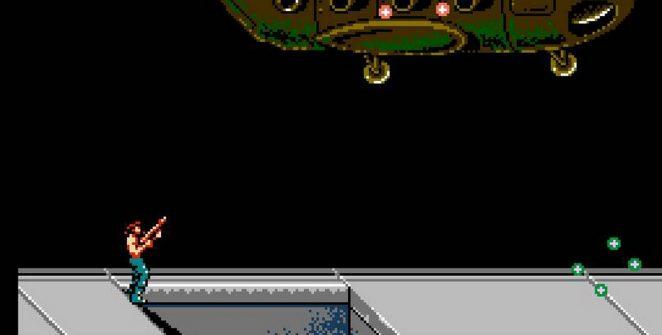 Super Contra - NES trucchi e codici videogame