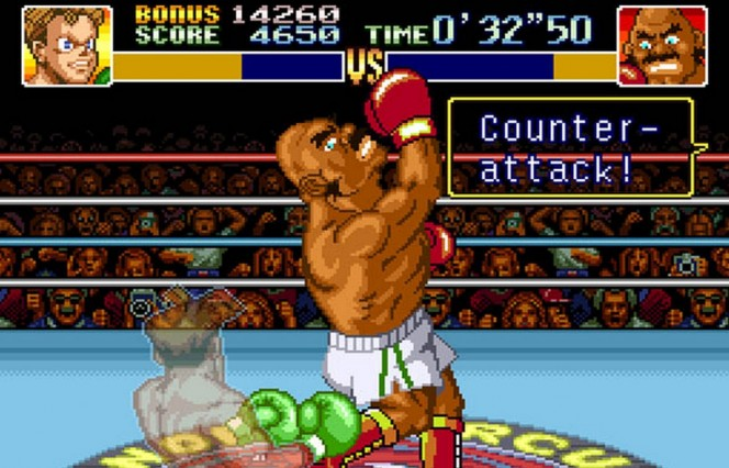 Super Punch-Out!! SNES videogame