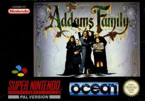 The Addams Family - SNES password e codici