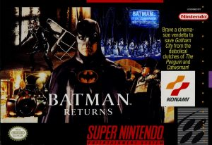 Batman Returns - SNES trucchi e codici