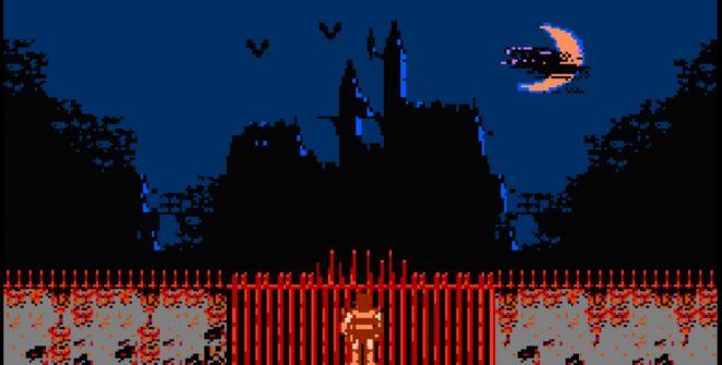 Castlevania - NES trucchi e codici videogame