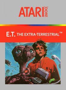 ET per Atari 2600, il videogioco più brutto della storia
