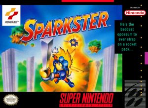 Sparkster - SNES password e codici