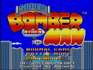 Super Bomberman - SNES password e codici 2