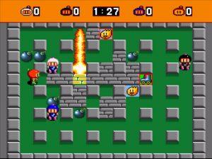 Super Bomberman - SNES password e codici 3