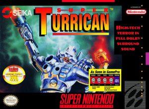 Super Turrican - SNES trucchi e codici
